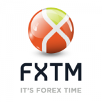 Forex time FXTM logo by Choosebroker.com