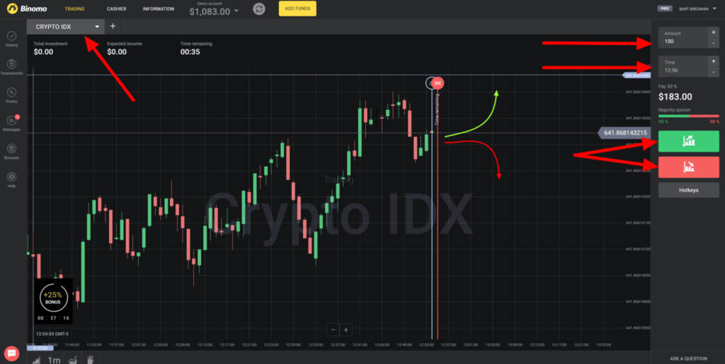 indicator baru platform iq option